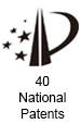 40 national brand