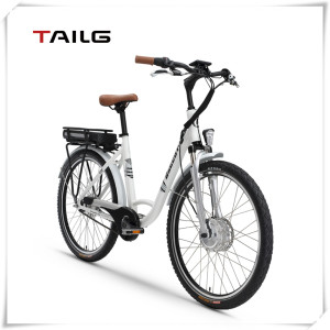 lithium bike